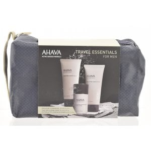 AHAVA TRAVEL ESSENTIALS Kit for Men