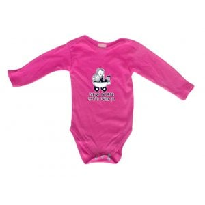 Hebrew/English Baby Onesie - Newborn!