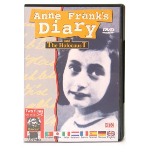 Anne Frank's Diary PAL and NTSC DVD - 2 in stock!
