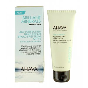 AHAVA Brighter Skin Hand Cream - Brilliant Minerals