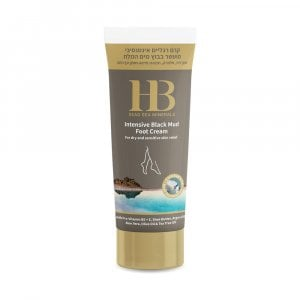 H&B Intensive Black Mud Foot Cream