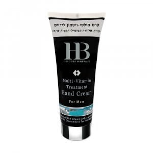 H&B Dead Sea Hand Cream for Men