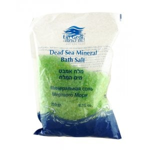Ein Gedi Dead Sea Green Bath Salts - Eucalyptus
