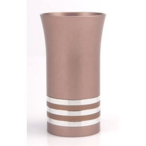 Kiddush Cup by Agayof - Pastel Pink