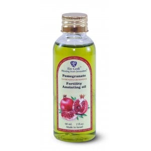 Fertility Anointing Oil 60 ml - Pomegranate