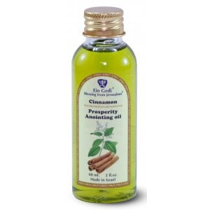 Cinnamon Anointing Oil 60 ml - Prosperity