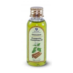 Anointing Oil 30 ml - Cinnamon