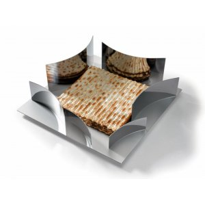 Magnetic Matza Tray by Laura Cowan