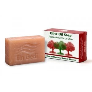 Ein Gedi Rose of Sharon Olive Oil Soap