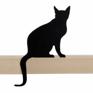 Diva Cat Shelf Decoration by ArtOri