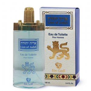 Eau De Toilette Lion of Judah 100 ml.