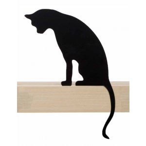 Princess Cat Shelf Decoration by ArtOri