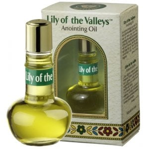Lily of The Valleys - Anointing Oil 8
