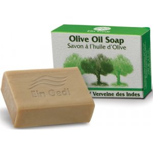 Ein Gedi Olive Oil Soap - Lemongrass