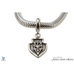 Sterling Silver Kabbalah Charm - Tree of Life