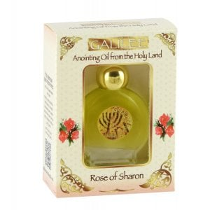 Galilee Anointing Oil - Rose of Sharon 12 ml