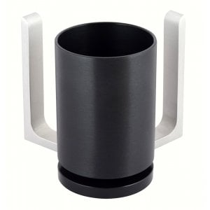 Wash Cup by Adi Sidler - Black