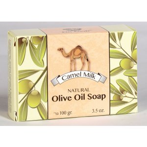Ein Gedi Olive Oil Soap with Camels Milk