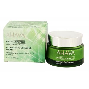 Ahava Radiance Overnight Anti Stress Cream