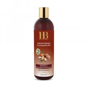 H&B Dead Sea Moroccan Argan Oil Shampoo