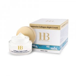 H&B Dead Sea Collagen Night Cream