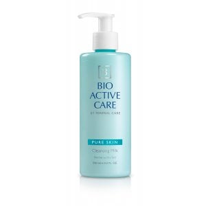 Bio Active Care Pure Skin Cleansing Milk by Mineral Care