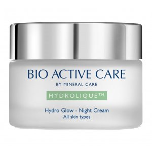 Mineral Care Hydrolique Hydro Glow Night Cream - All Skin Types