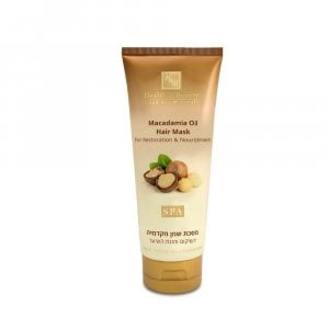 H&B Dead Sea Hair Repair Macadamia Oil Mask