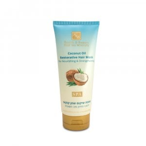 H&B Dead Sea Coconut Oil Restorative Hair Mask For Nourishing Hair