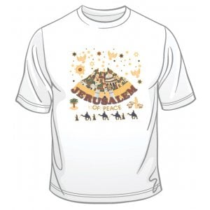 Jerusalem of Peace T-Shirt