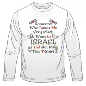 Someone Who Loves Me Long Sleeved T-Shirt