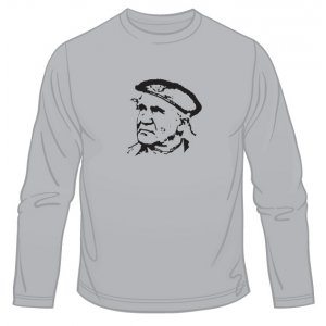 Ben Gurion Long Sleeved T-Shirt