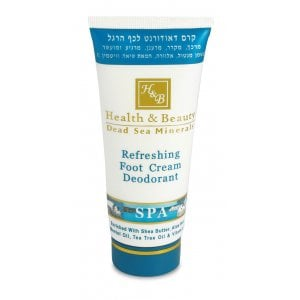 HB Dead Sea Refreshing Foot Deodorant Cream