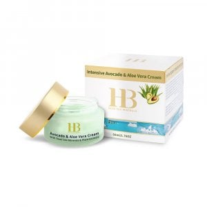 H&B Dead Sea Intensive Avocado and Aloe Vera Moisturizer