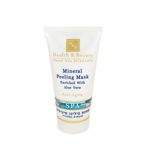 H&B Mineral Peeling Mask With Aloe Vera