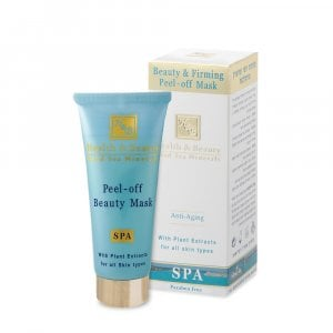 H&B Dead Sea Beauty & Firming Peel-Off Mask
