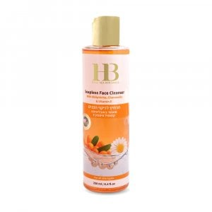H&B Dead Sea Soapless Face Cleanser with Sea Buckthorn Oil