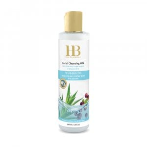 H&B Dead Sea Facial Cleansing Milk