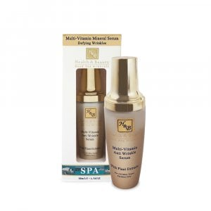 H&B Dead Sea Multi-Vitamin Anti-Wrinkle Serum