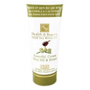 H&B Dead Sea Olive Oil and Honey Cream