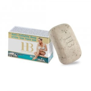 H&B Dead Sea Anti Cellulite Massage Soap