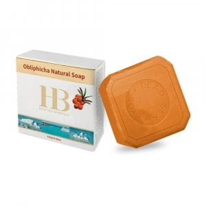 H&B Dead Sea Buckthorn Facial and Body Soap