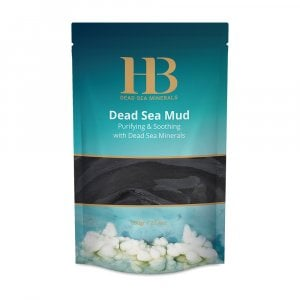 H&B Dead Sea Natural Mud from the Dead Sea