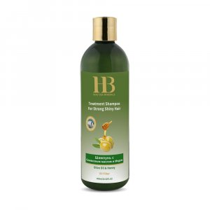 H&B Dead Sea Olive Oil and Honey Shampoo