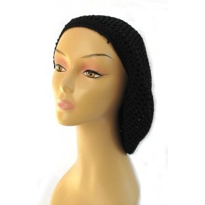 Womens Head Covering Snood with Lining
