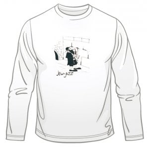 Jew Jazz Long Sleeve T-Shirt