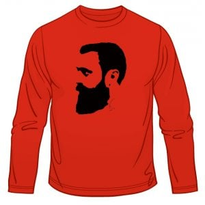 Herzl Long Sleeve T-Shirt