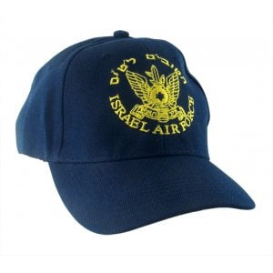 Israeli Air Force Zahal Navy Cap