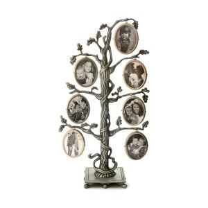 Pewter Family Tree - Seven Photos
