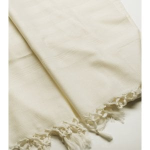 Talitnia Traditional Non-Slip Wool Tallit Prayer Shawl - David